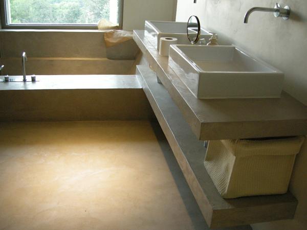 Pinturas poli pintores profesionales a su servicio - Suelo de cemento pulido precio ...
